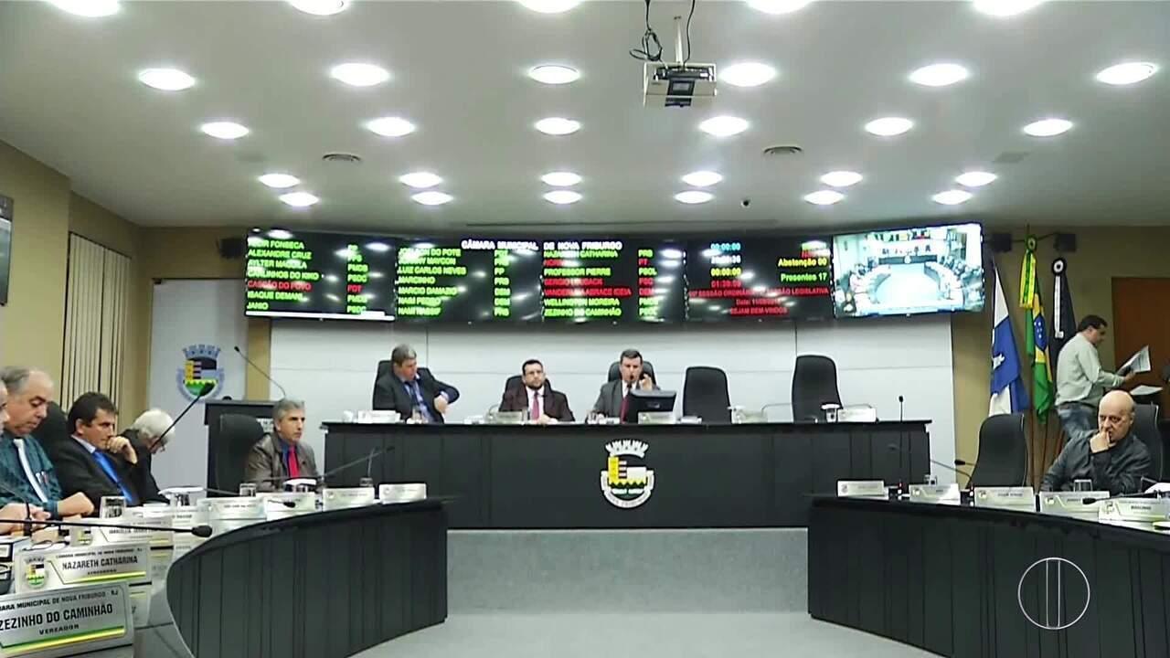 Câmara de Nova Friburgo aprova emendas incorporadas ao Projeto de Lei