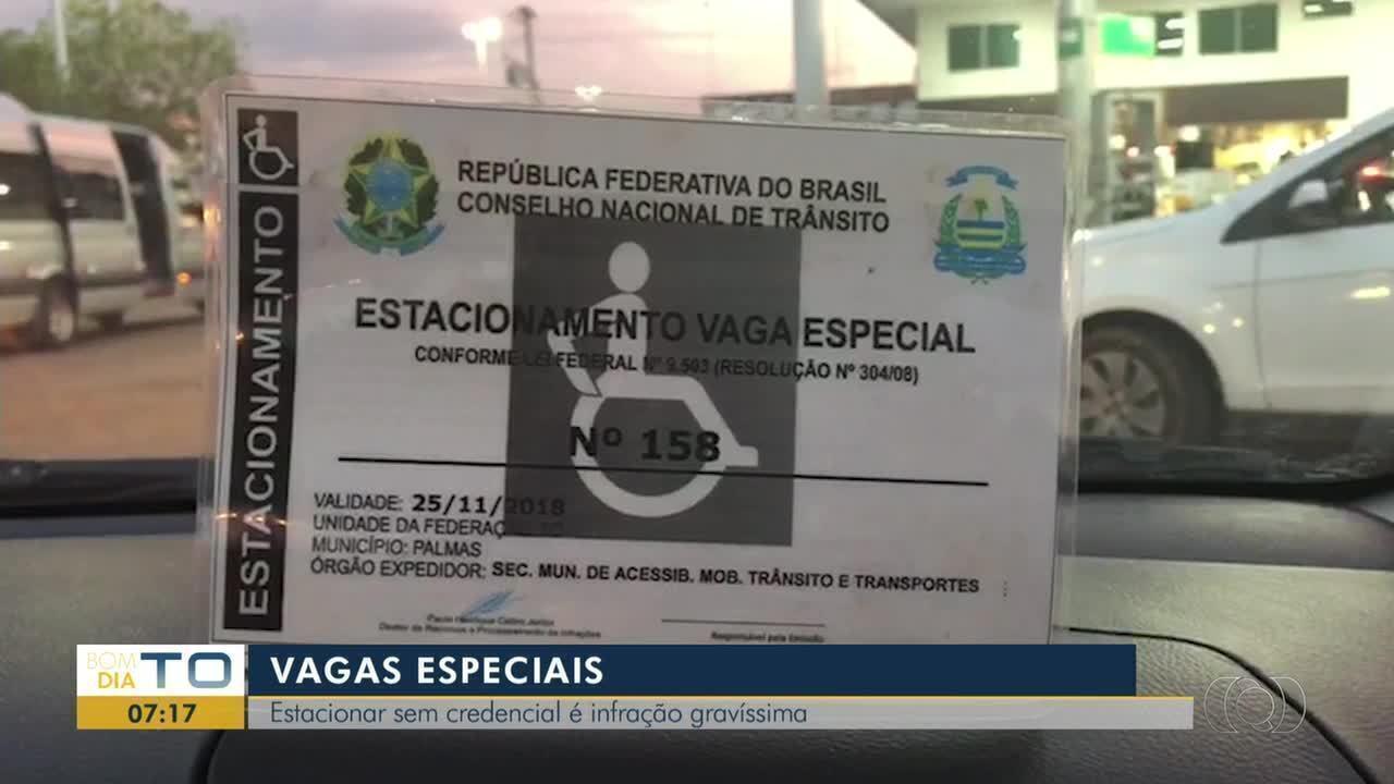 Uso irregular de vagas exclusivas para deficientes é infração grave e gera multa