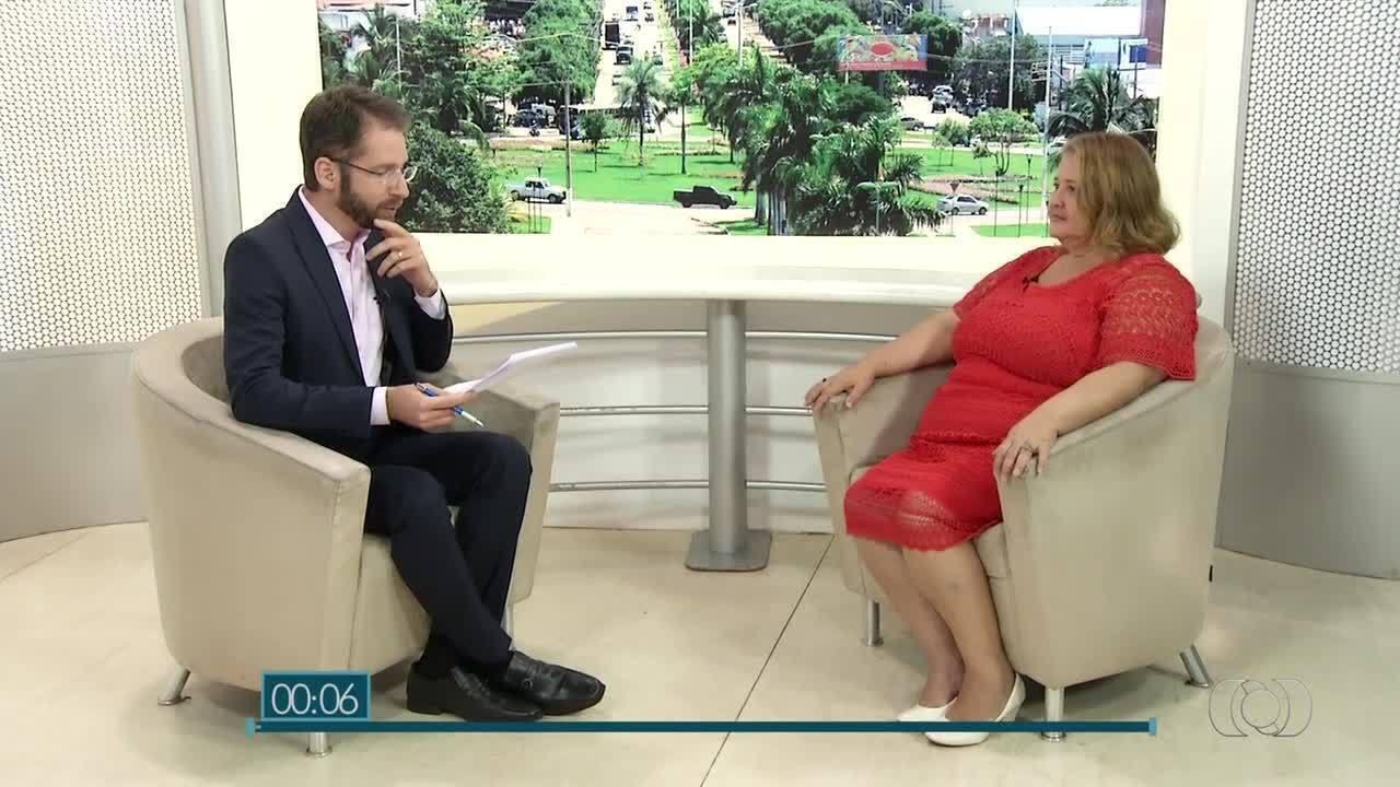 Confira a entrevista com Bernadete Aparecida candidata ao governo no Tocantins