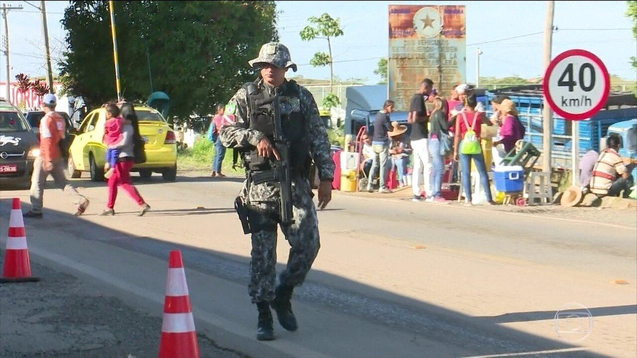 Governo prorroga presença das Força Armadas em Roraima