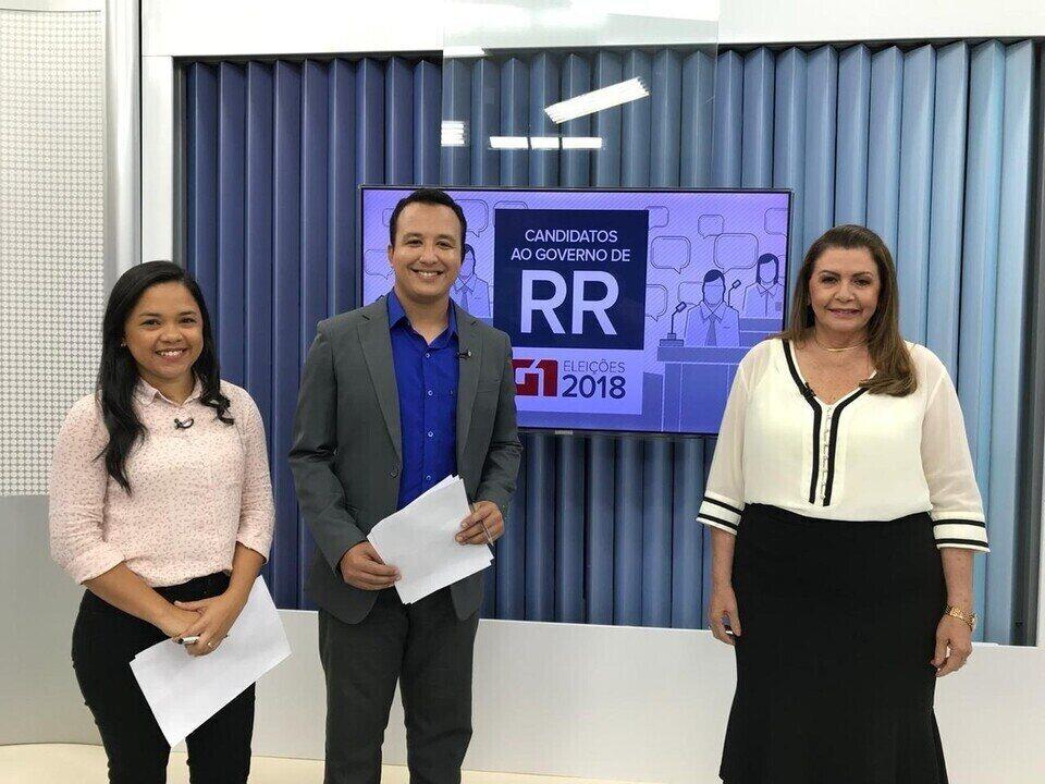 Candidata ao governo de Roraima, Suely Campos é entrevistada pelo G1 RR