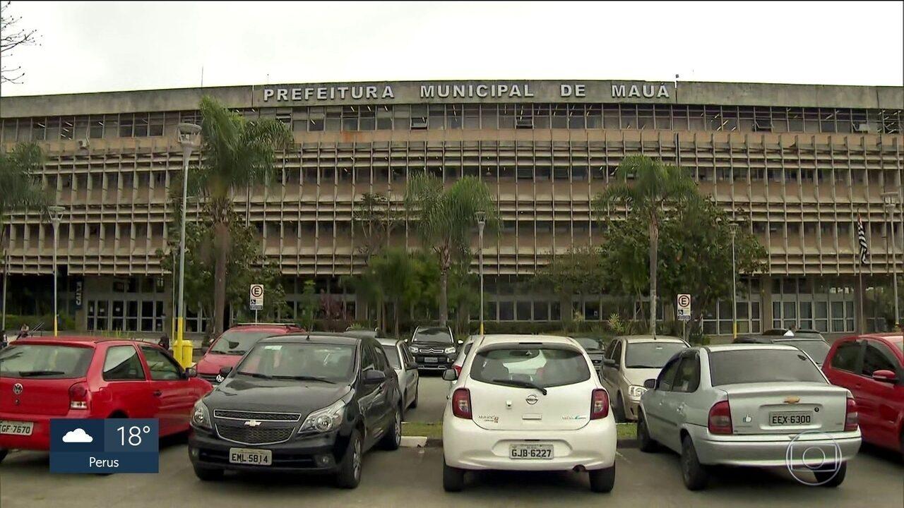 Prefeito de Mauá reassume o cargo depois de 4 meses afastado