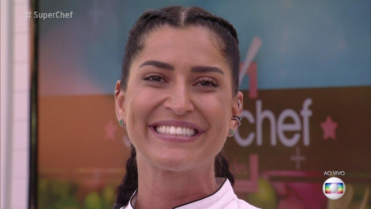 Maria Joana defende sua continuação no programa