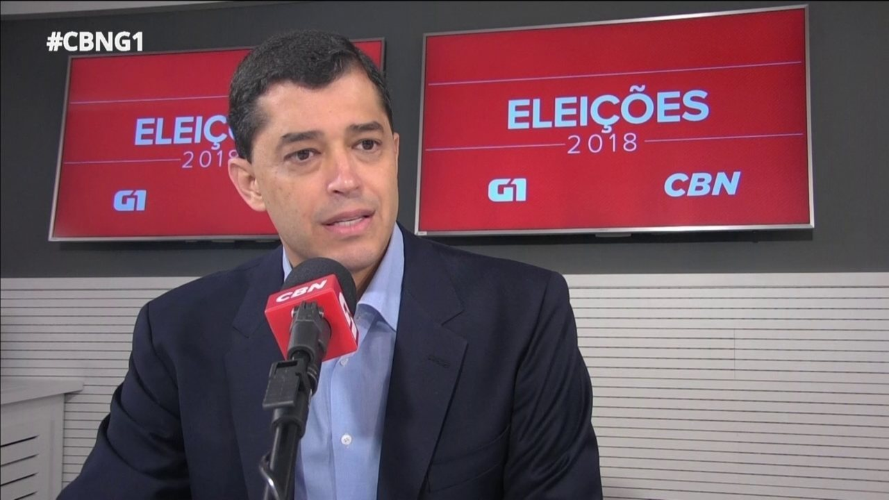 Parte 1: Indio da Costa fala sobre a concessão do Maracanã