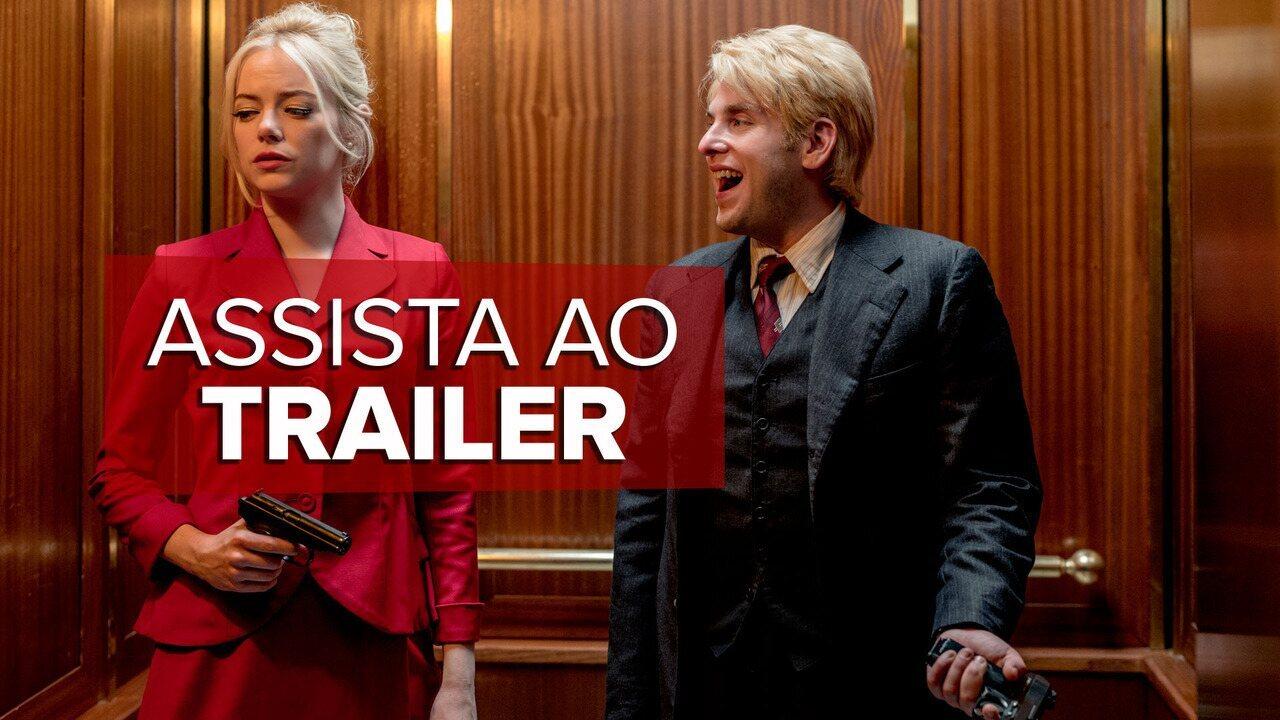 Assista ao trailer de 'Maniac', série com Emma Stone