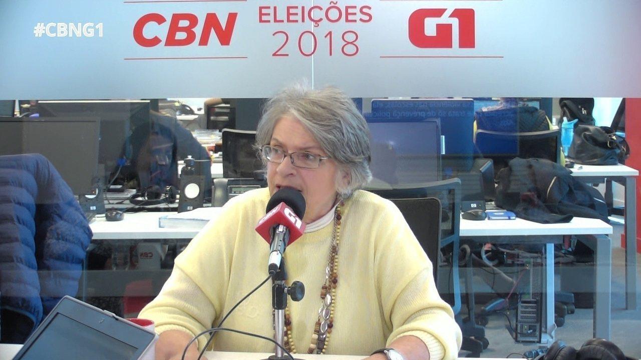 Parte 5: Professora Lisete fala sobre moradia e dificuldades de partidos pequenos