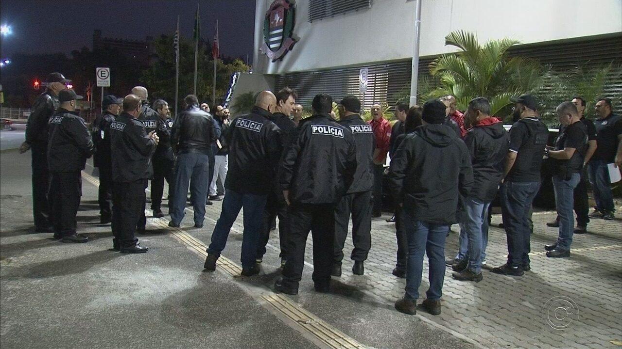 Operação da Secretaria de Segurança Pública prende procurados em Jundiaí