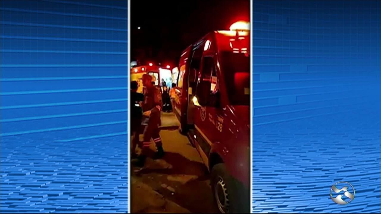 Caldeira de lavanderia explode e deixa 1 morto e 1 ferido na zona rural de Caruaru