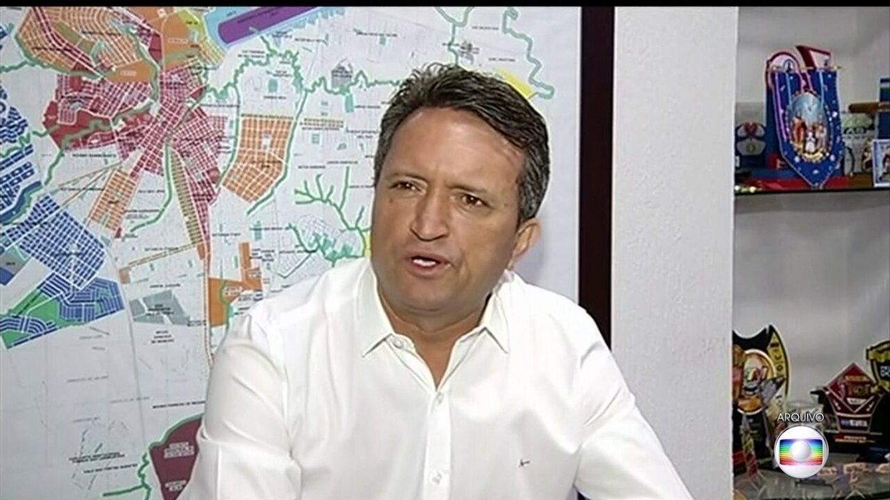Prefeito de Caldas Novas (GO) é preso em operação do Ministério Público