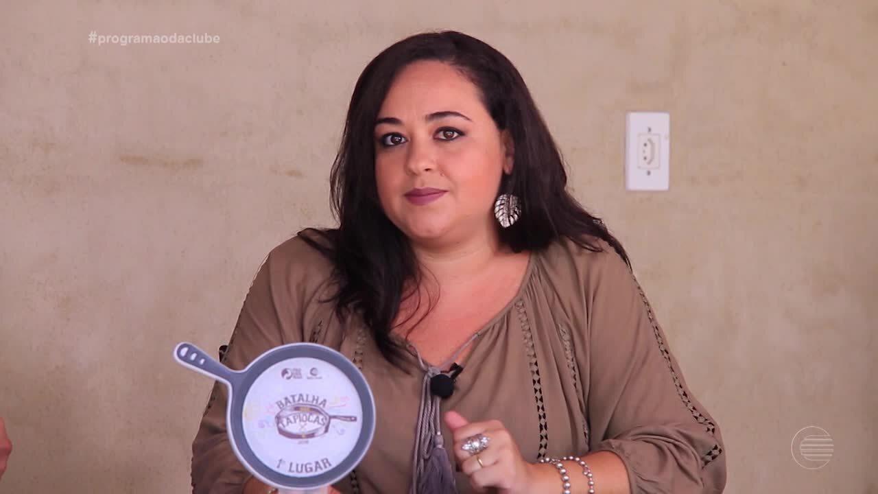 Conheça a grande vencedora da 'Batalha das Tapiocas', Thalissa Drummond