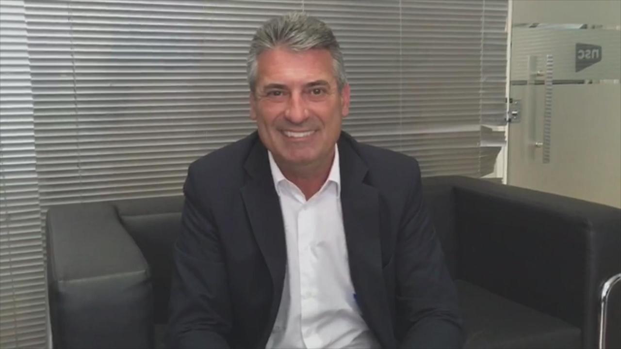 Candidato ao governo de SC Mauro Mariani (MDB) responde perguntas ao G1