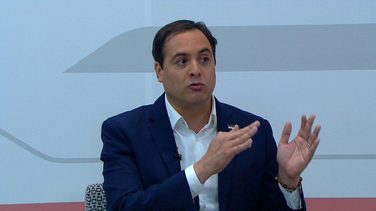 Paulo Câmara fala em investir em educação para prevenir consumo de drogas