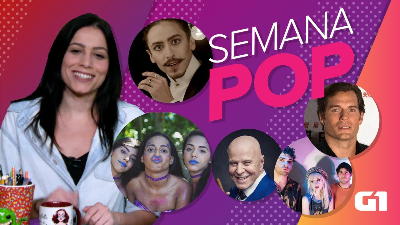 Semana Pop explica 'Avó e Boi' na TV, hit aposentado do Paramore e despedida do Superman
