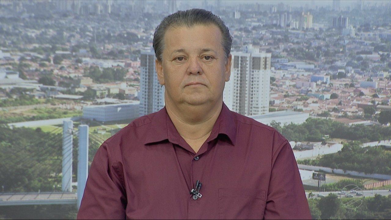 Moisés Franz é entrevistado no MTTV 1ª edição