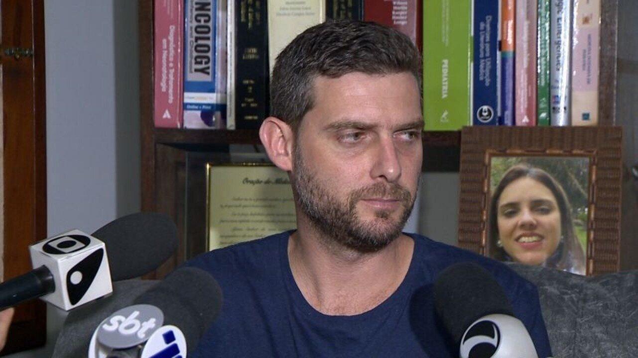 Irmão de Milena Gottardi conta que as sobrinhas não querem ver o pai