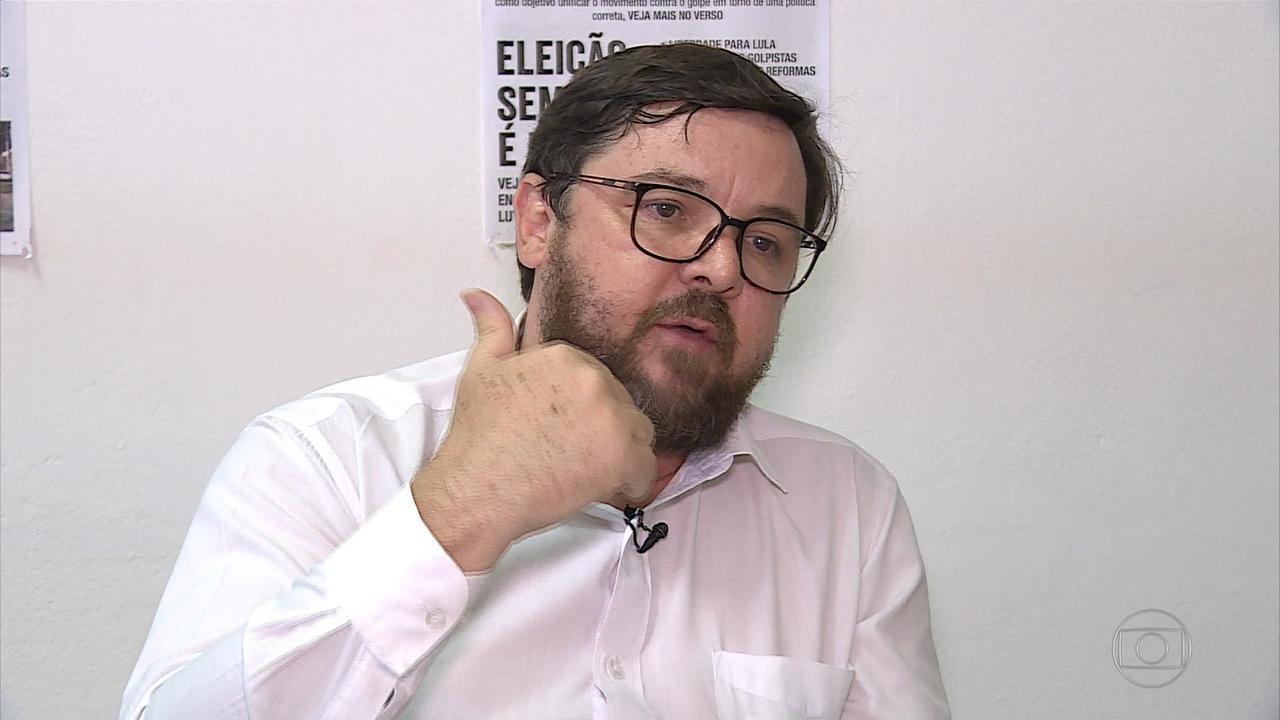 Alexandre Flach defende gestão pública para previdência, saúde e educação
