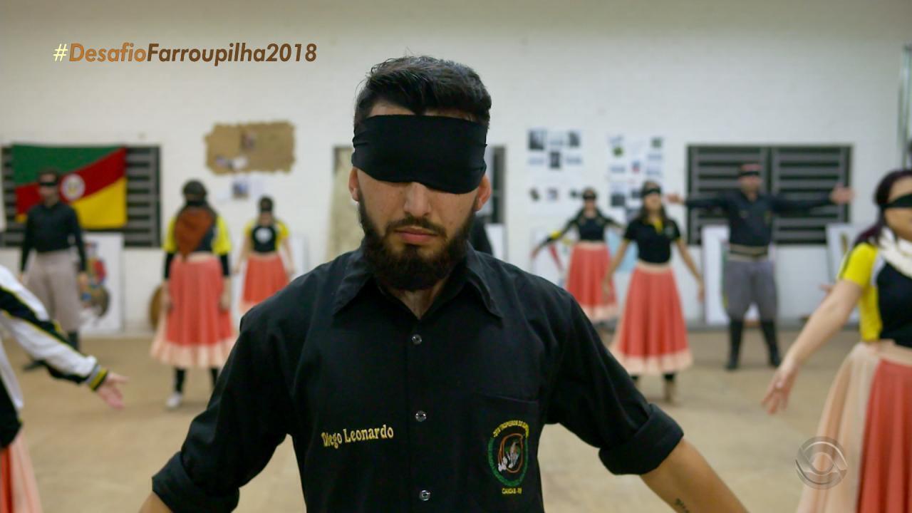 Desafio Farroupilha 2018 é lançado com o tema 'Olhos do Coração'