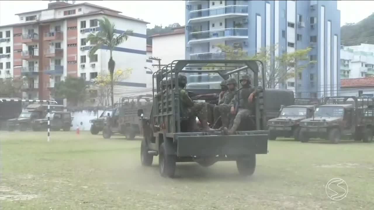 Chega a 24 número de presos em operação conjunta em Angra dos Reis