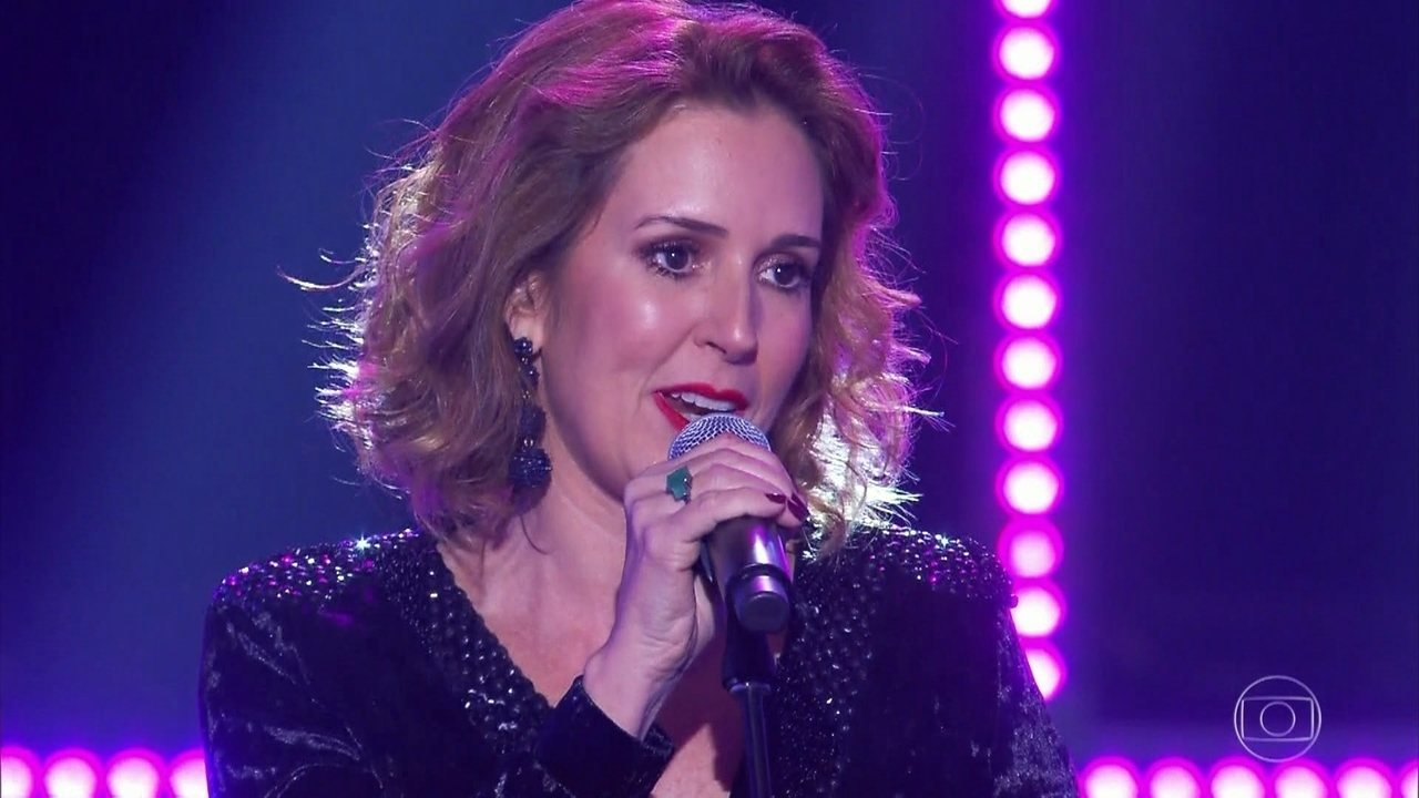 "Renata Capucci canta ""Isn't She Lovely"""