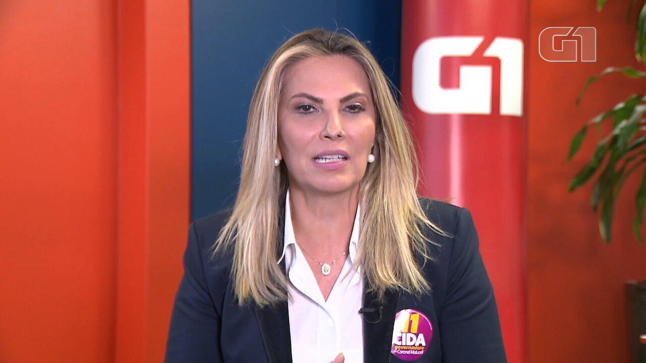 Assista ao que disse Cida Borghetti (PP) sobre emprego