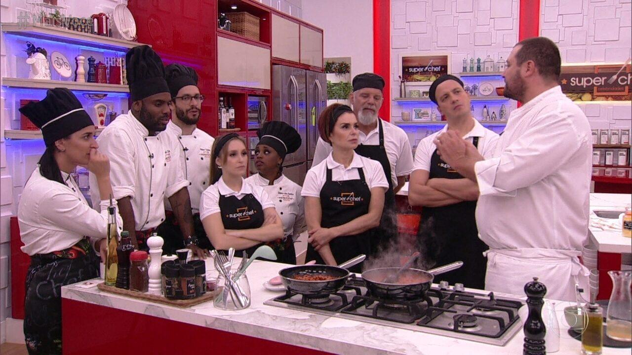 Relembre as melhores dicas dos chefs nos workshops