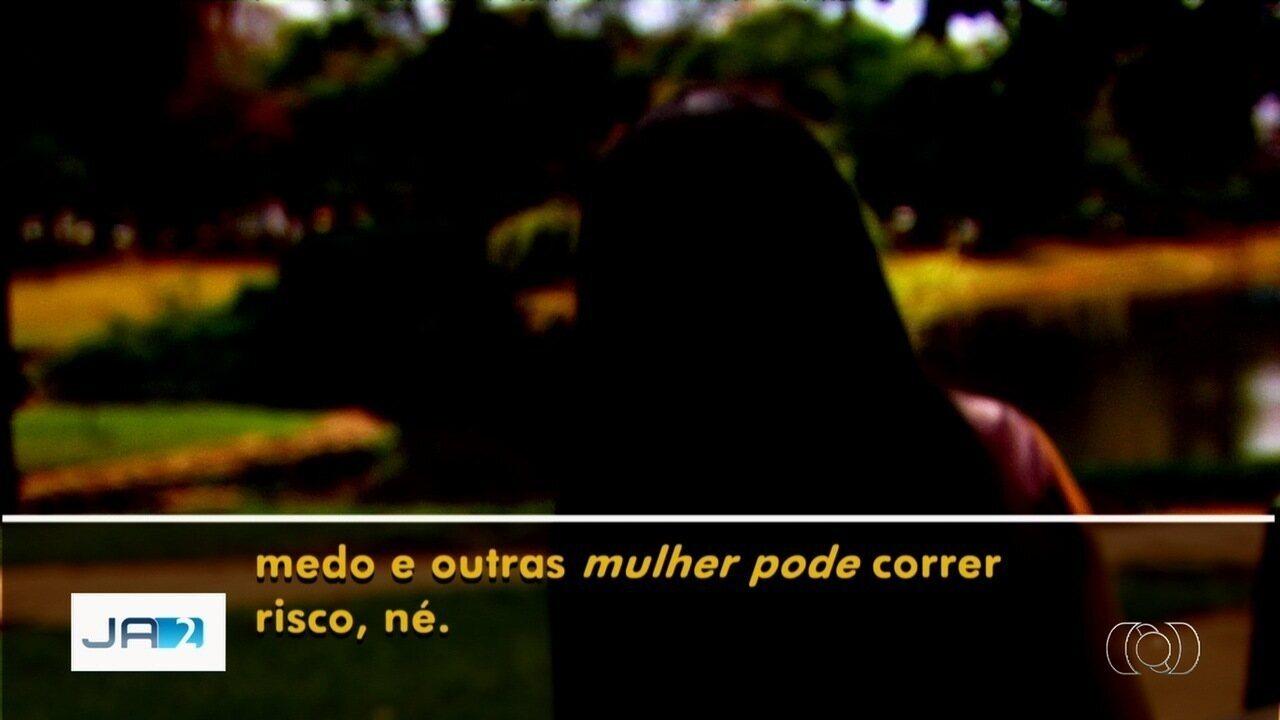 Mulher pede agilidade em investigação para encontrar homem que a estuprou em Goiás