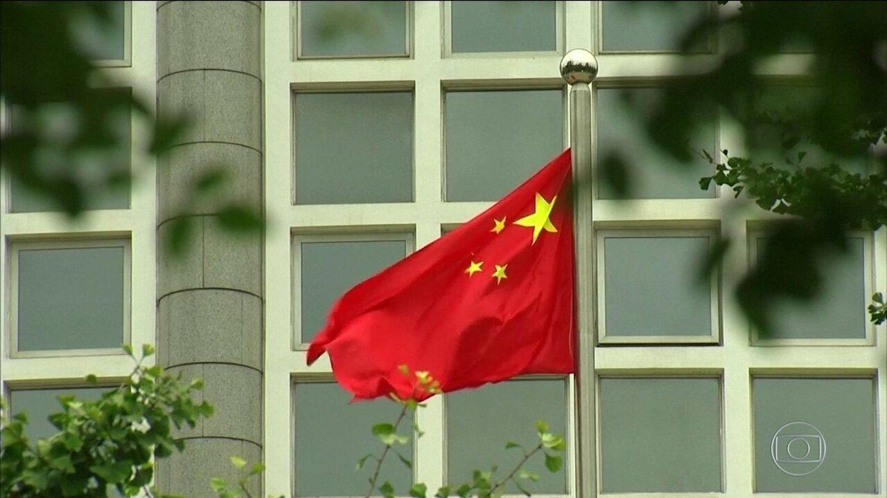 China impõe tarifas sobre produtos americanos