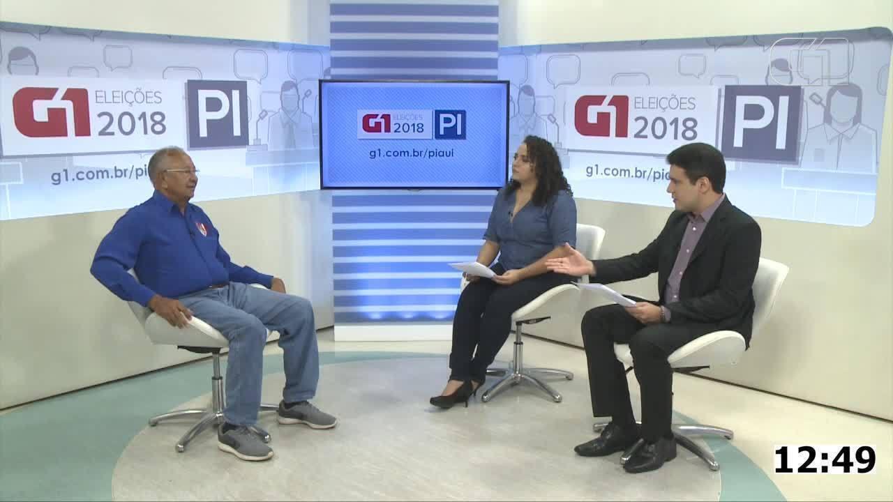 Entrevista especial com o candidato ao governo pelo Solidariedade, Doutor Pessoa