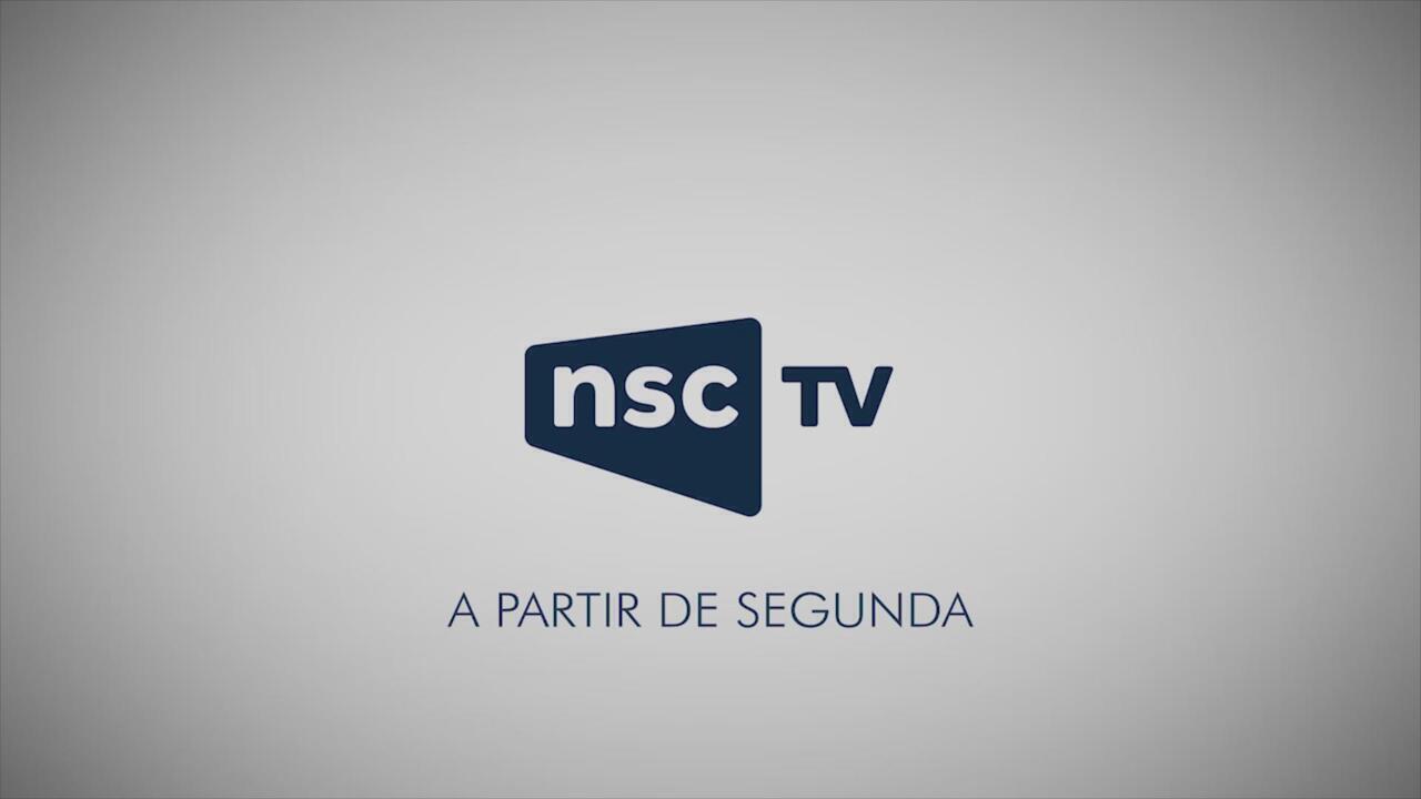 NSC TV anuncia mudança na identidade visual dos telejornais