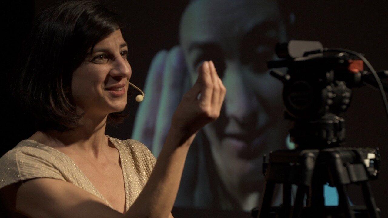 Vídeo traz entrevista com a atriz Florencia Santángelo e com o autor, Eber Inácio