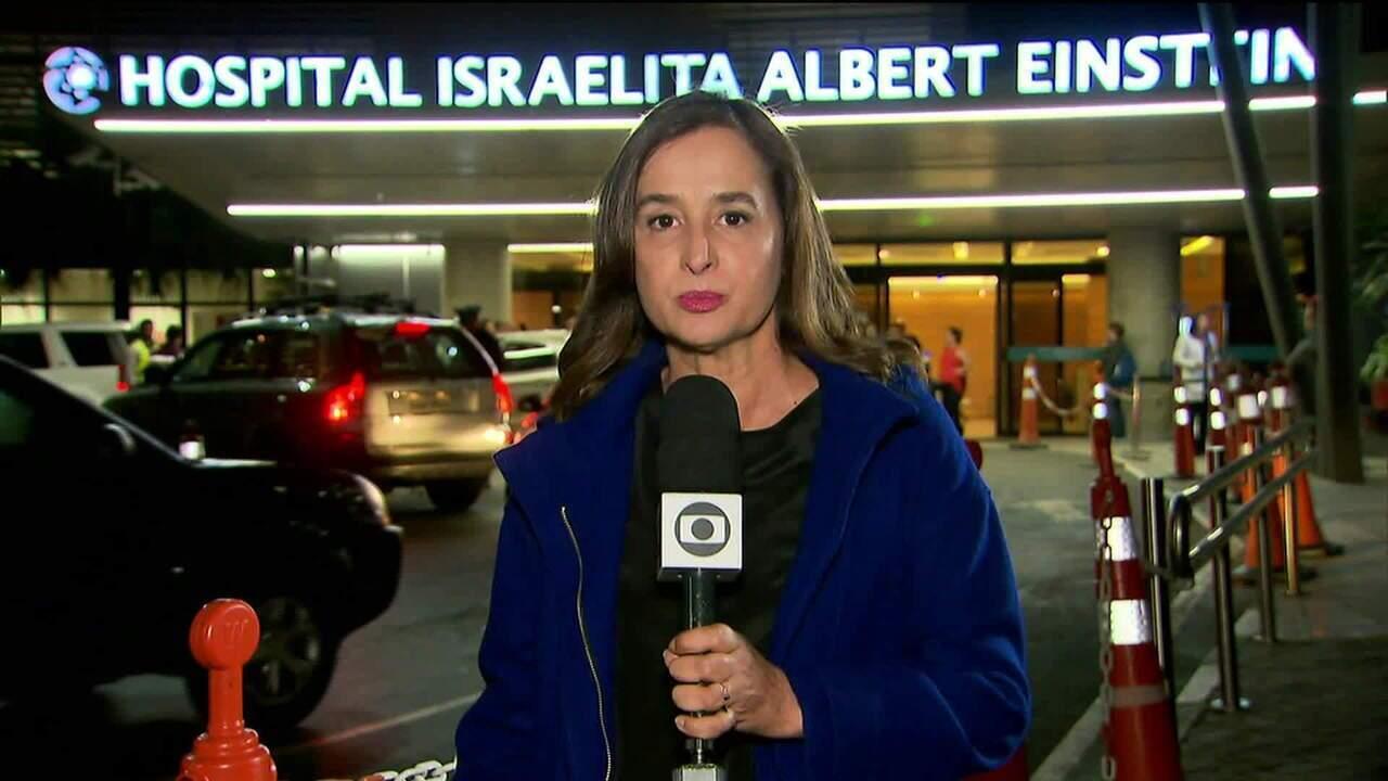 Bolsonaro passa por drenagem após exame indicar líquido ao lado do intestino