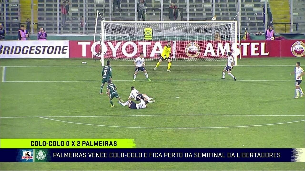 Comentaristas falam sobre a vitória do Palmeiras em cima do Colo Colo 59eb2198c5f4f