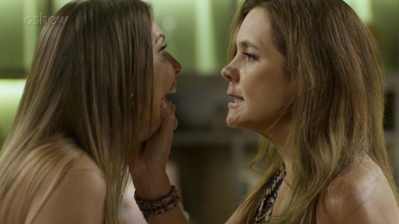 Resumo Segundo Sol – 24/9 – Karola e Laureta brigam feio