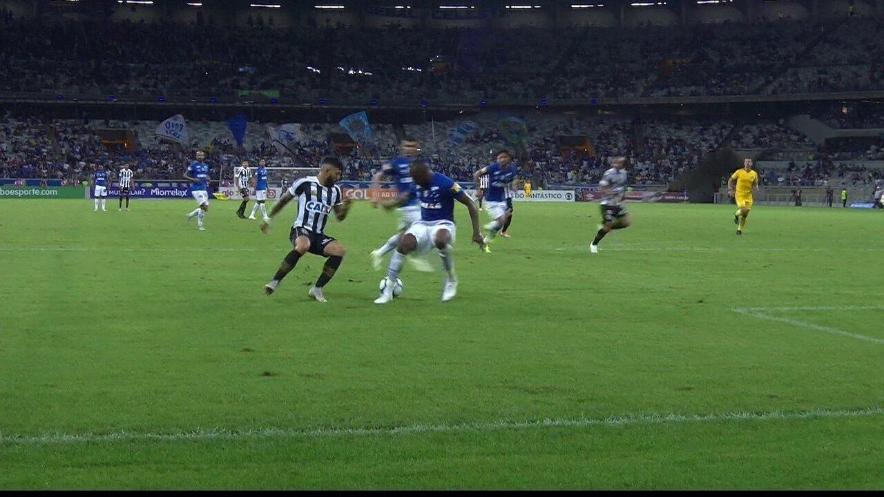 Melhores momentos: Cruzeiro 2 x 1 Santos