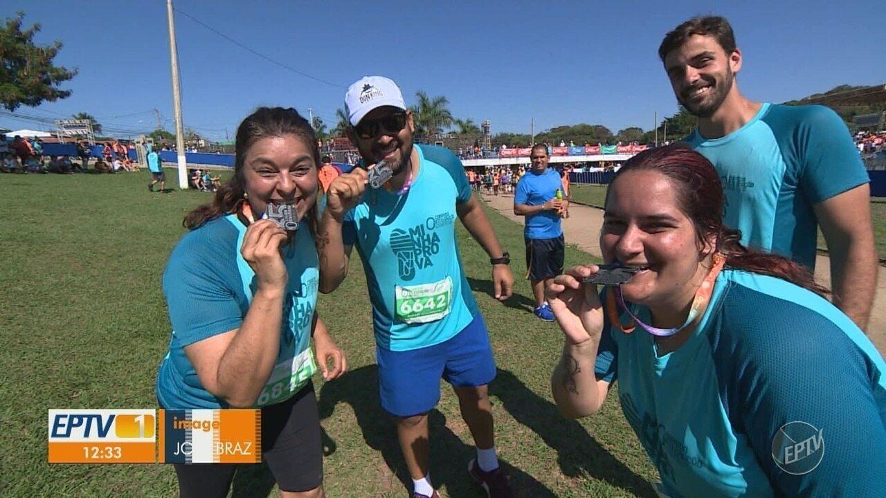 'Desafio da Integração': Participantes se superam e concluem 5km