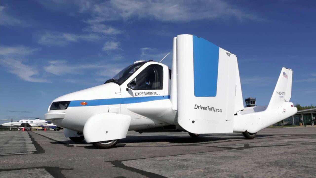 Empresa chinesa promete lançamento de carro voador para outubro