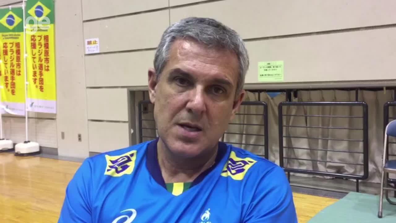 Zé Roberto analisa Cazaquistão, rival do Brasil no Mundial