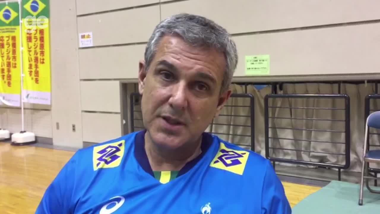 Zé Roberto analisa Quênia, rival do Brasil no Mundial