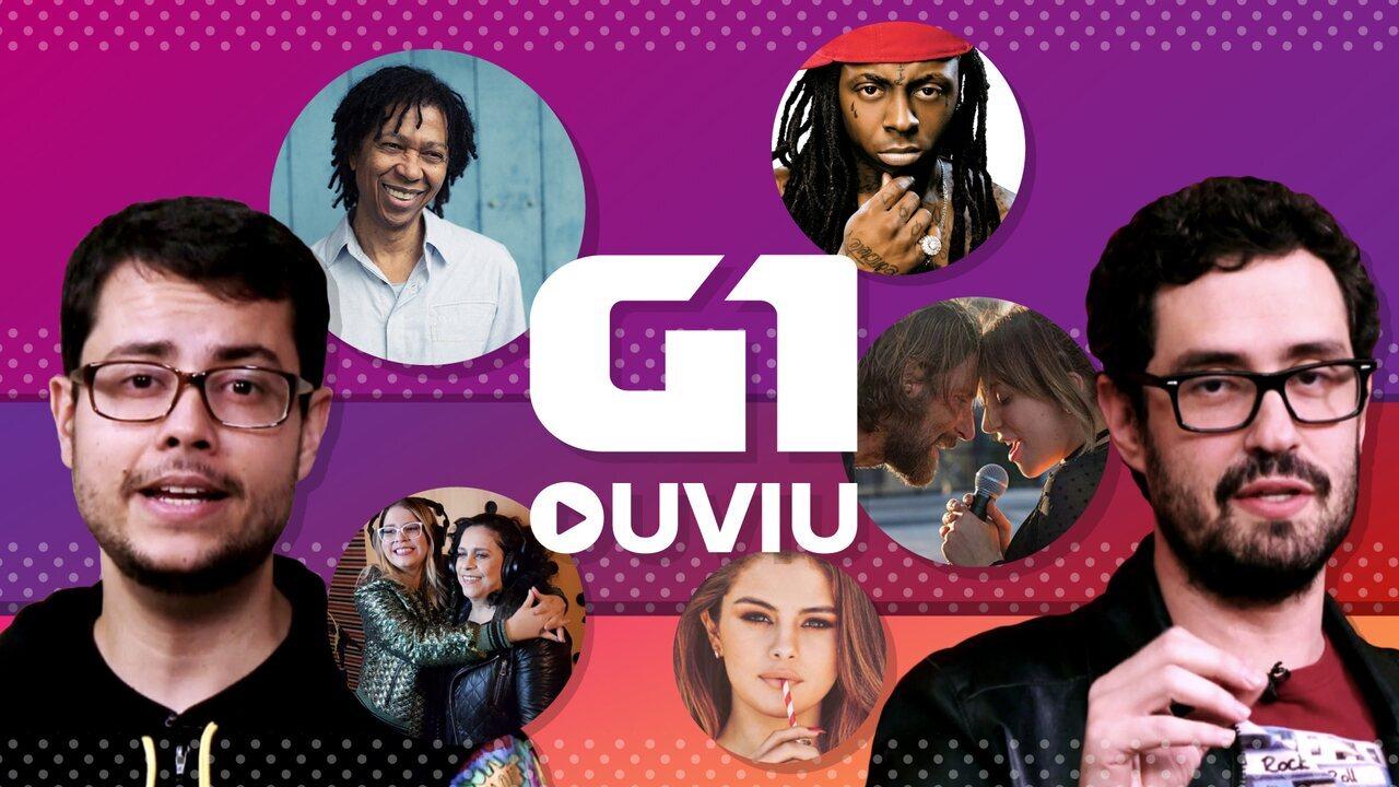 G1 Ouviu analisa música nova de Lady Gaga com Bradley Cooper