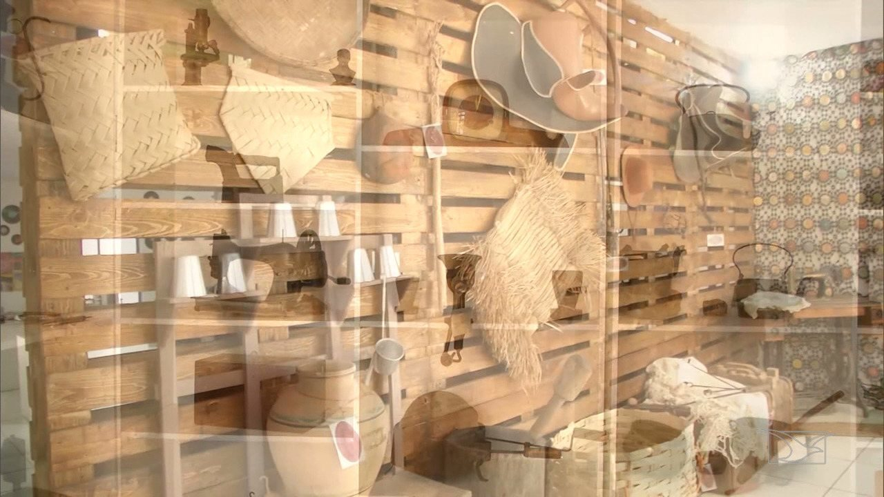 O museu de Balsas mostra o modo de vida herdado após a chegada dos gaúchos