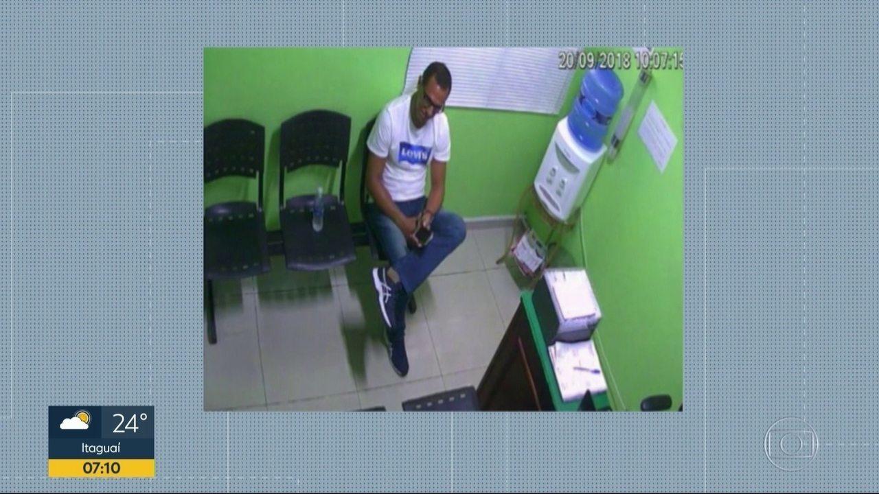Polícia busca acusado de assaltar consultórios dentários na Baixada Fluminense