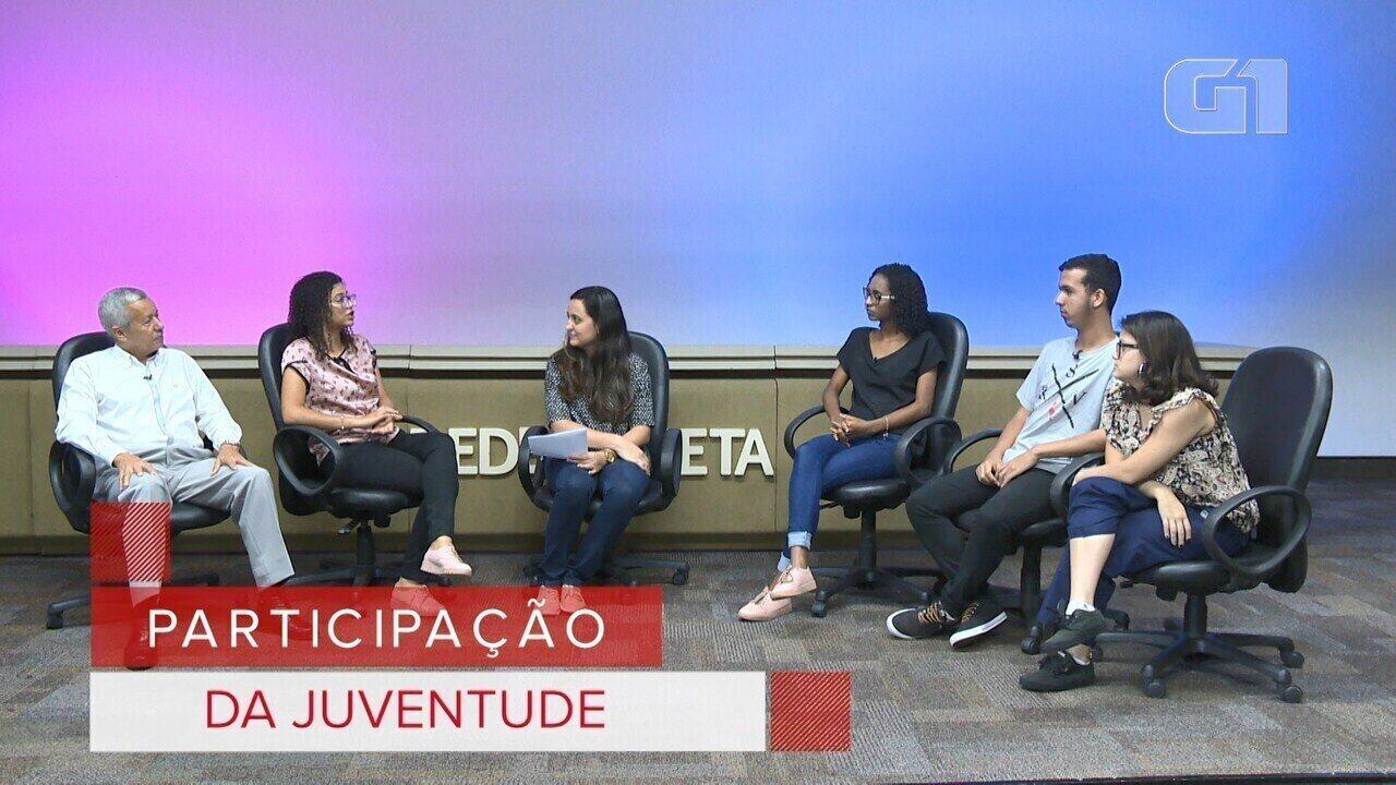 Debate Eleitores: Participação da juventude na política