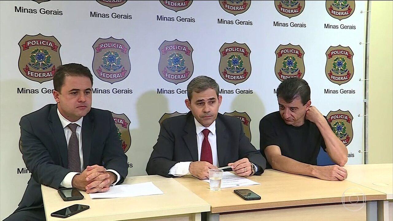 Polícia Federal prende 9 suspeitos de fraude contra o Fundo de Amparo ao Trabalhador