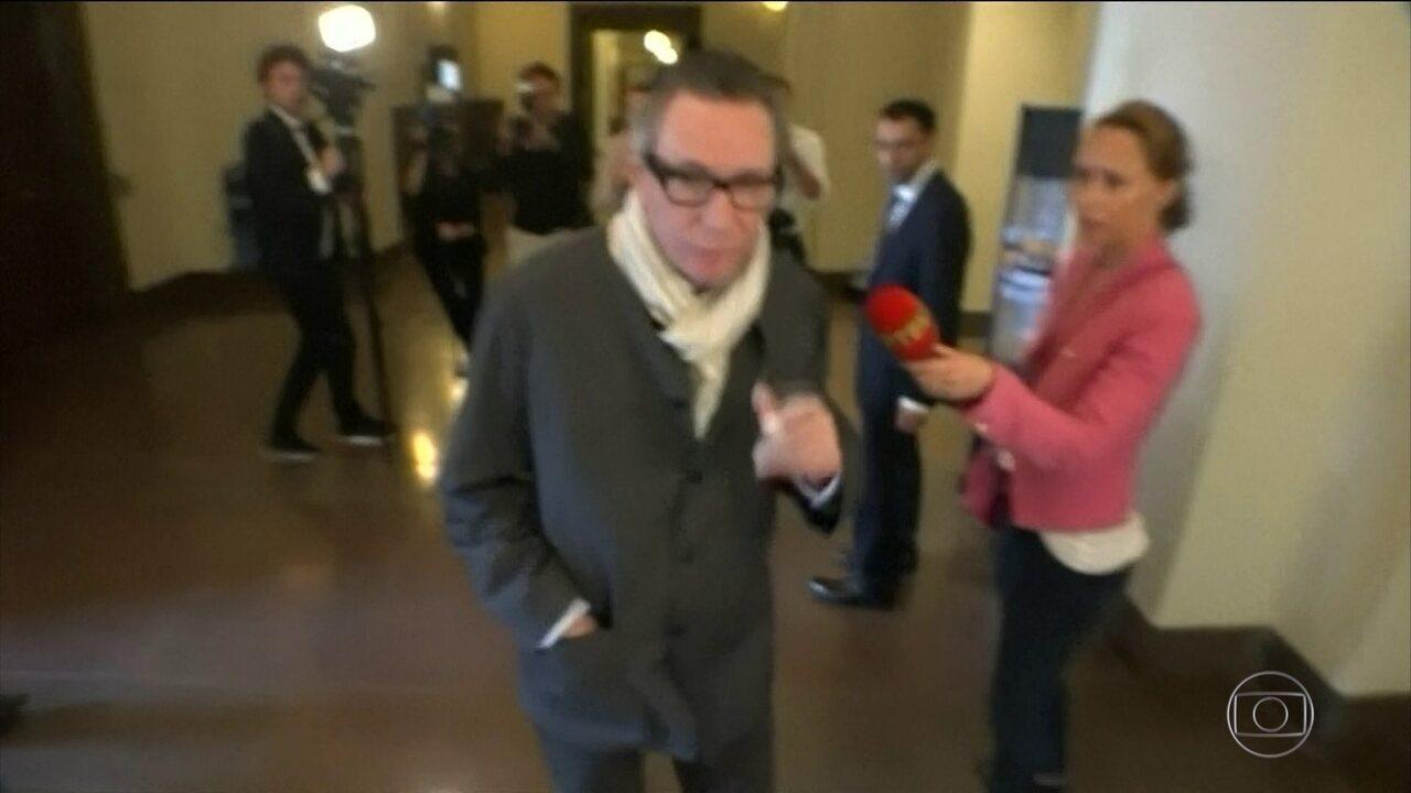 Homem envolvido no escândalo sexual na Academia Sueca é condenado por estupro