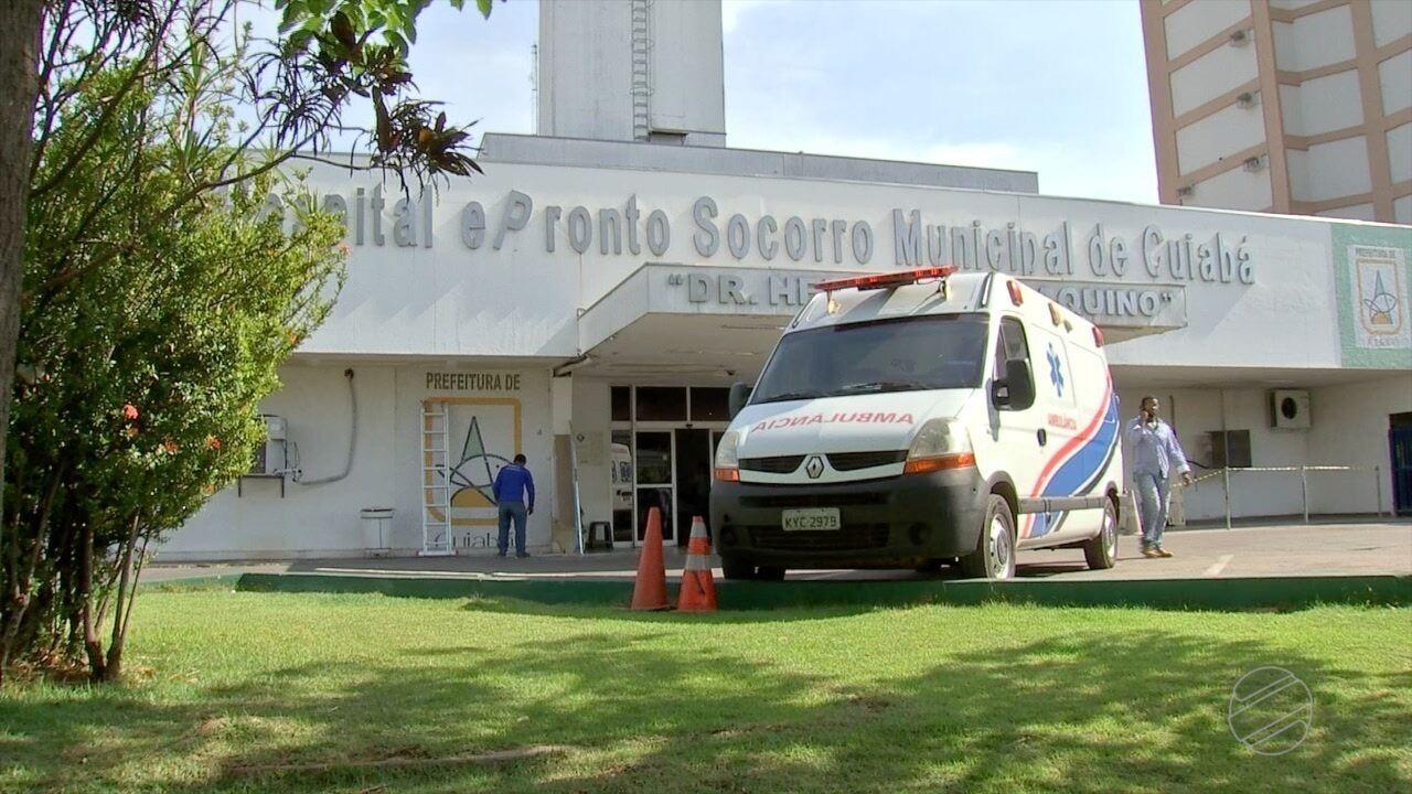 Video mostra falta de insumos e medicamentos no Pronto Socorro de Cuiabá