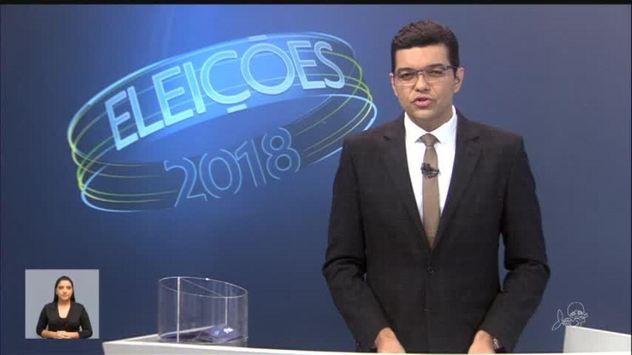 Debate dos candidatos ao Governo do Ceará - 4º bloco