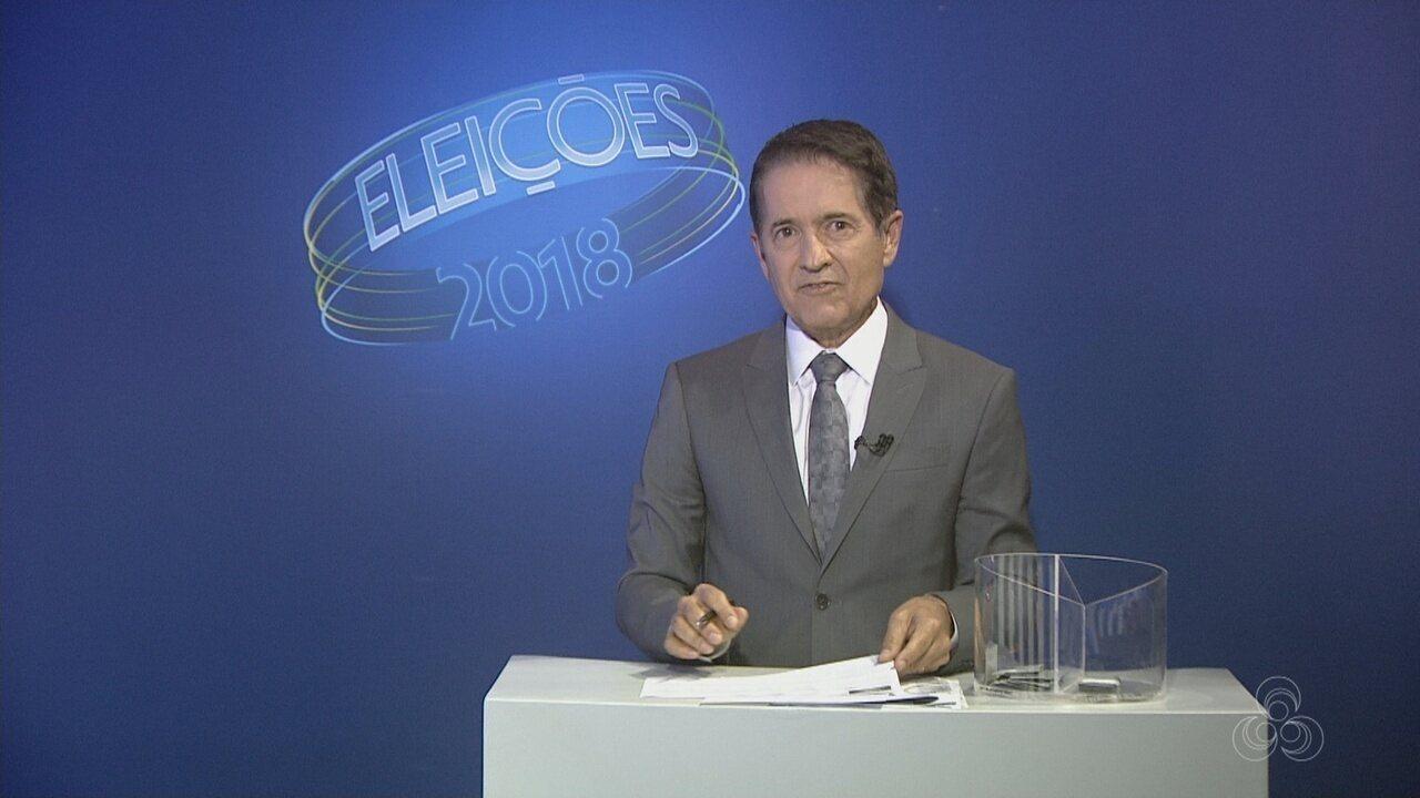 Bloco 02: Debate para governador do Amazonas