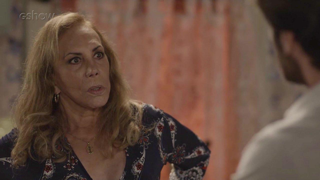 Resumo Segundo Sol – 08/10 – Naná diz a Beto o motivo de Laureta odiar família Falcão