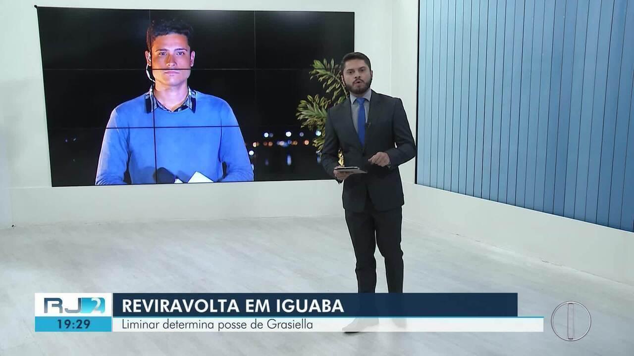 STF suspende liminar que afastava Grasiella Magalhães da Prefeitura de Iguaba Grande