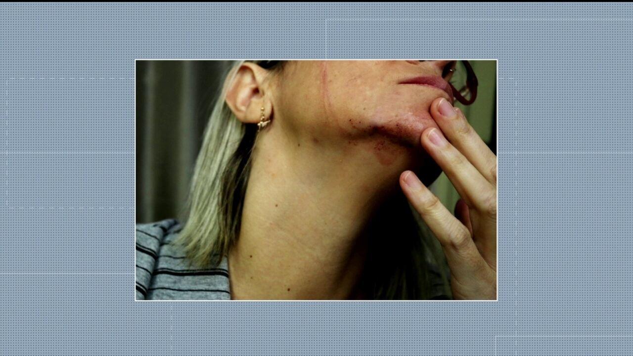 Jornalista alega ter sido agredida após votar na Zona Norte do Recife